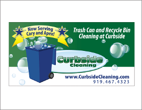 Trash Can Cleaning Curbside Cleaning Cary Nc
